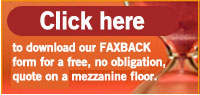 mezzanine quick quote